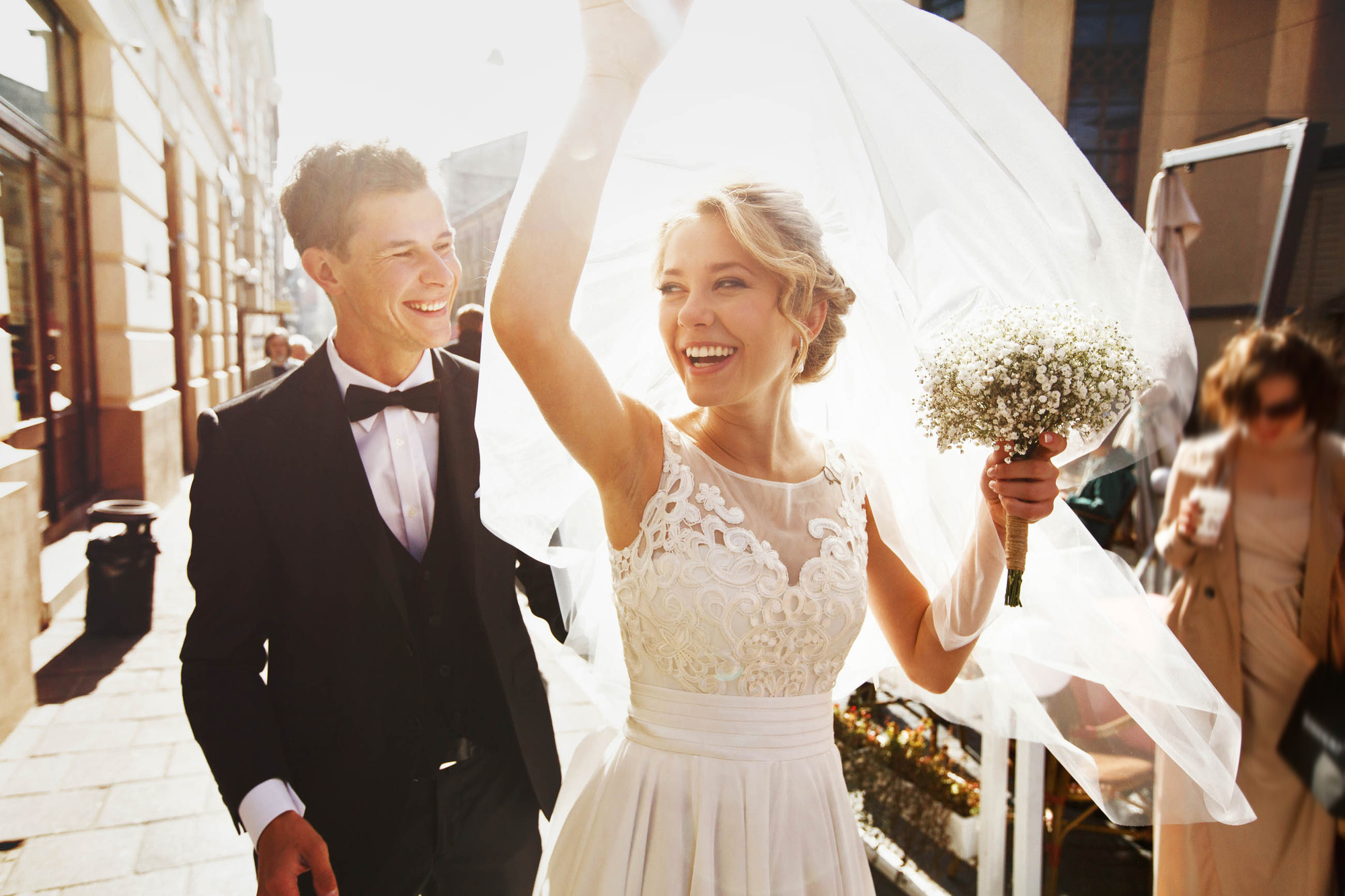 Things to Do Before a Wedding